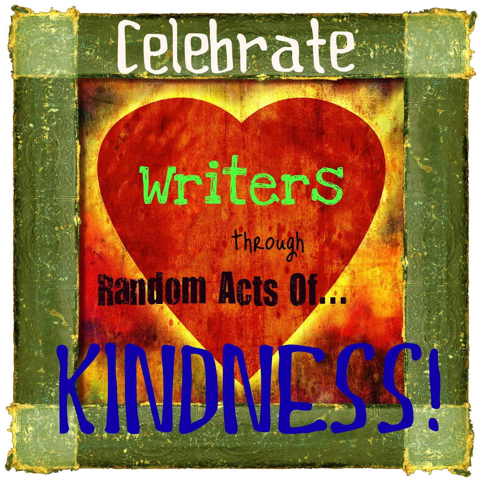 Random Acts of Kindness BLITZ!!!